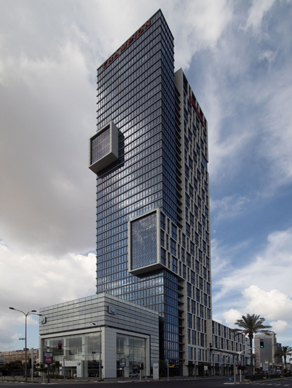 Champion Tower – Bnei Brak