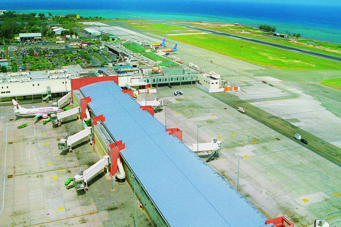 Expansion of Sangster Int. Airport - Montego Bay Jamaica